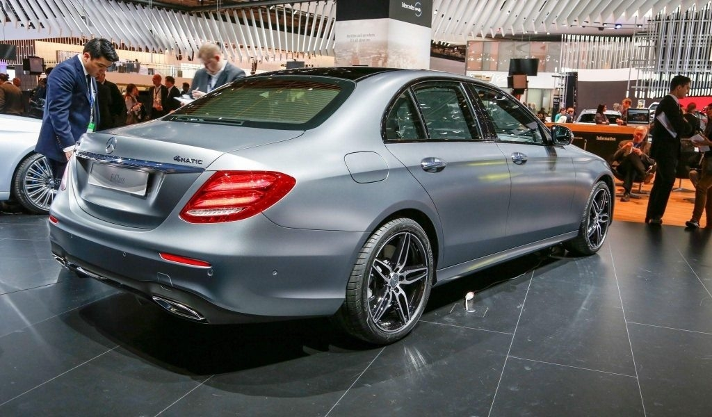 2019 Mercedes E-Class Redesign and Price