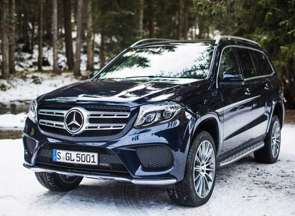 The 2019 Mercedes Gl Class New Interior