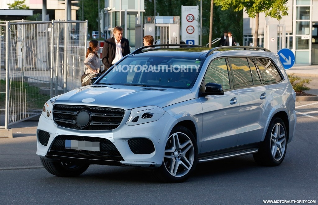 Best 2019 Mercedes Gl Class Redesign and Price
