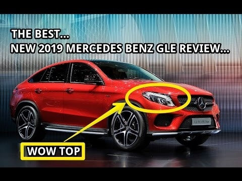 The 2019 Mercedes Gle Coupe Concept