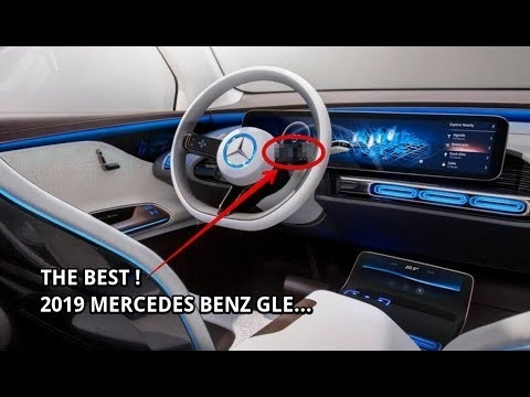 New 2019 Mercedes Gle Coupe Concept
