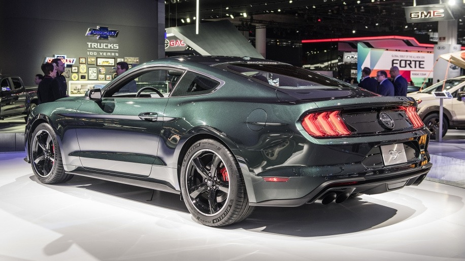 The 2019 Mustang Concept