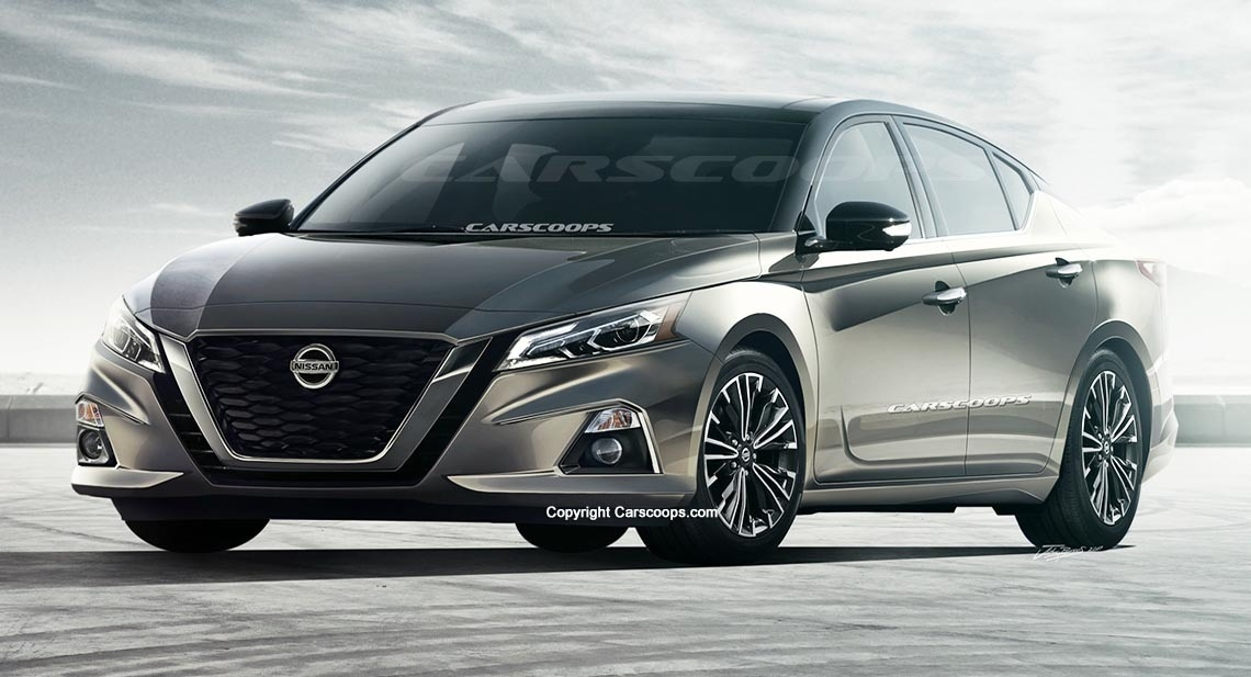 2019 Nissan Altimas First Drive