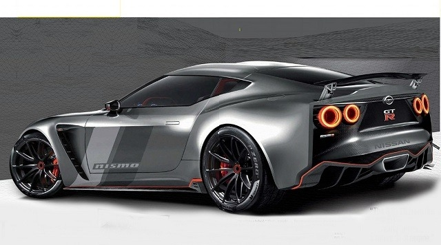 The 2019 Nissan Gtr Nismo Hybrid First Drive