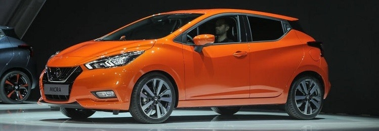 The 2019 Nissan MiCRa First Drive