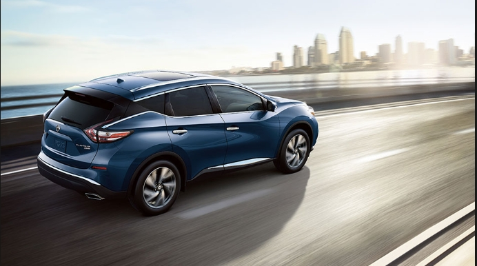 The 2019 Nissan Murano New Review