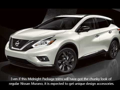 2019 Nissan Murano Review and Specs