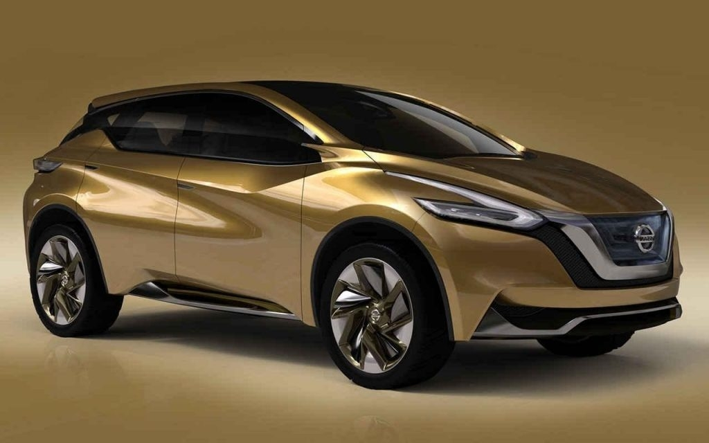 New 2019 Nissan Murano Interior