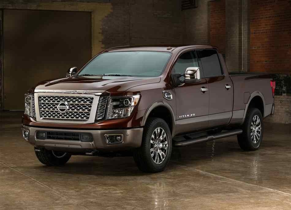 The 2019 Nissan Titan Xd First Drive