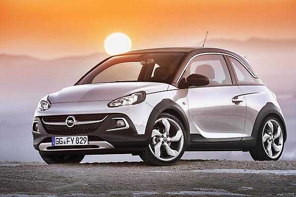 New 2019 Opel Adam Rocks Review and Specs