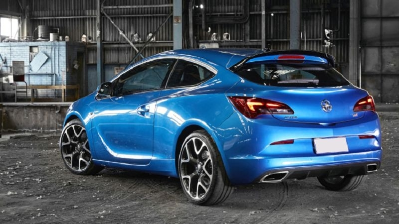 2019 Opel Astra Review and Specs