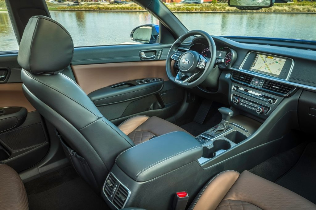 Best 2019 Optima Sx New Interior