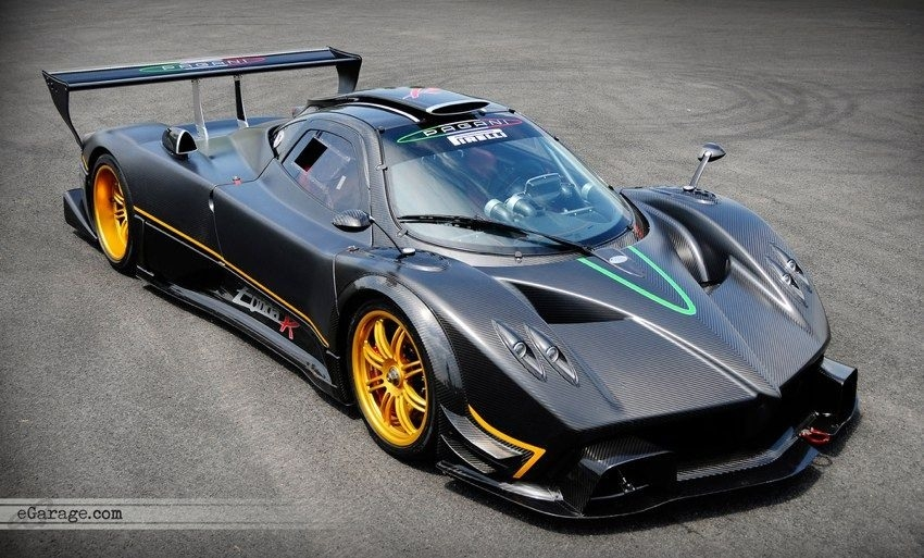 The 2019 Pagani Huayra Launch Redesign