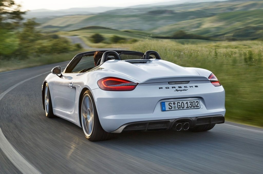 New 2019 Porsche Boxster Spyder Review and Specs