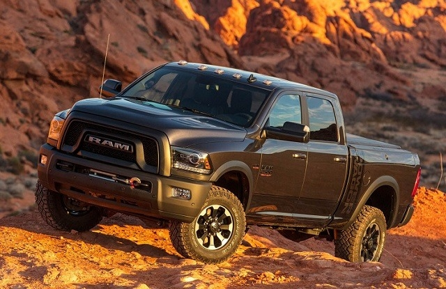 The 2019 Power Wagon Release Date