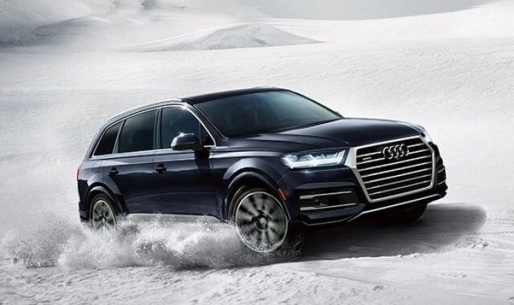 The 2019 Q7 Pricing Price