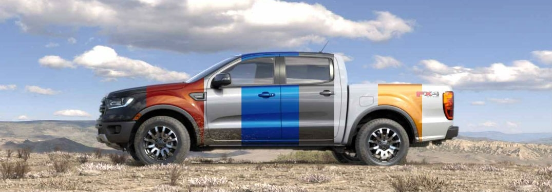 New 2019 Raptor Colours New Review