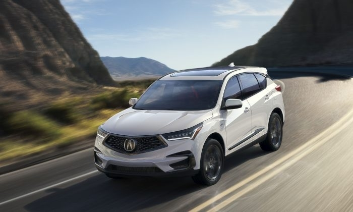 The 2019 Rdx Acura Picture
