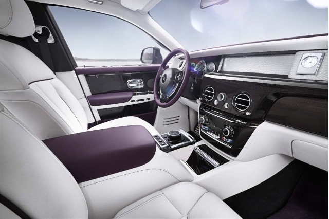 New 2019 Rolls Royce Phantom Picture