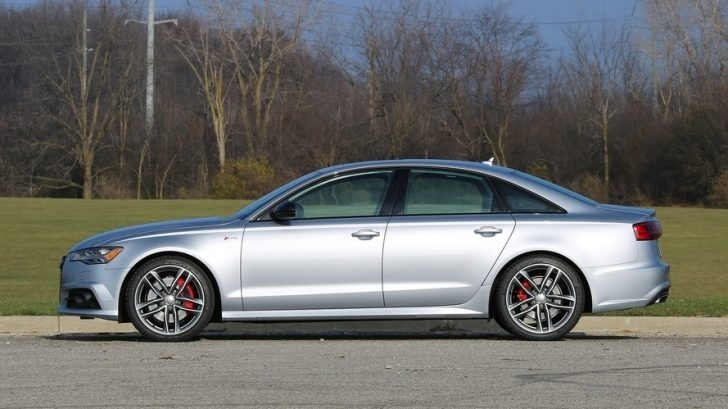 The 2019 S6 First Drive