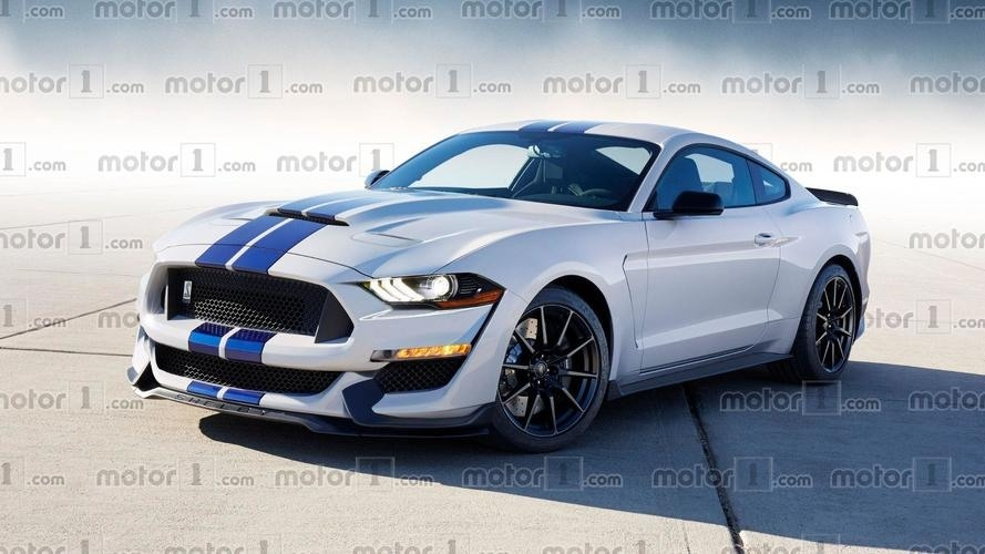 2019 Shelby Gt Upgrade Picture