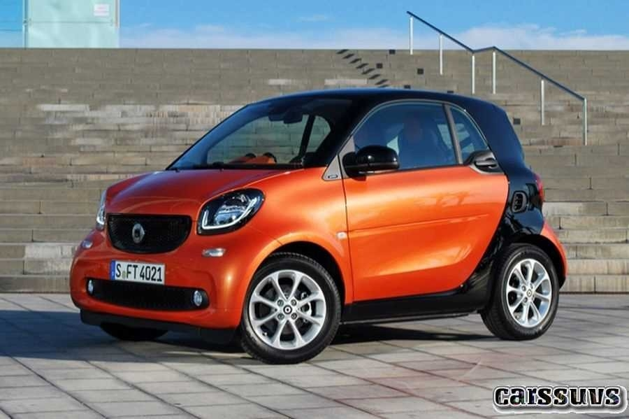 2019 Smart Fortwos Review and Specs
