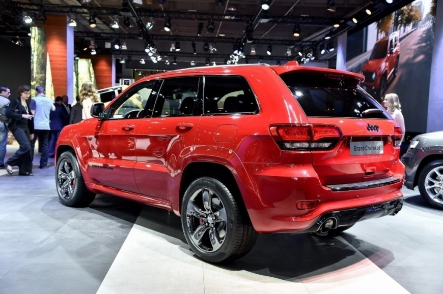 2019 Srt8 Jeep Redesign and Price