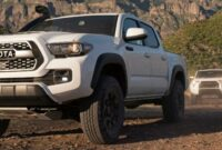 The 2019 Tacoma Mpg Price