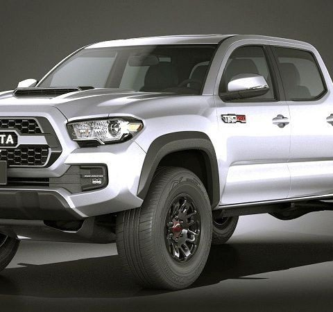 The 2019 Tacoma Towing Capacity Specs and Review