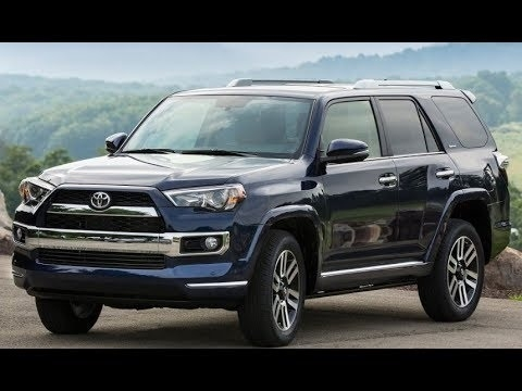 Best 2019 Toyota 4Runner First Drive