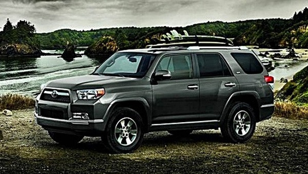 2019 Toyota 4Runner Trail Edition Review