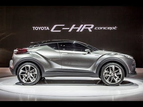 New 2019 Toyota C Hr Compact New Review