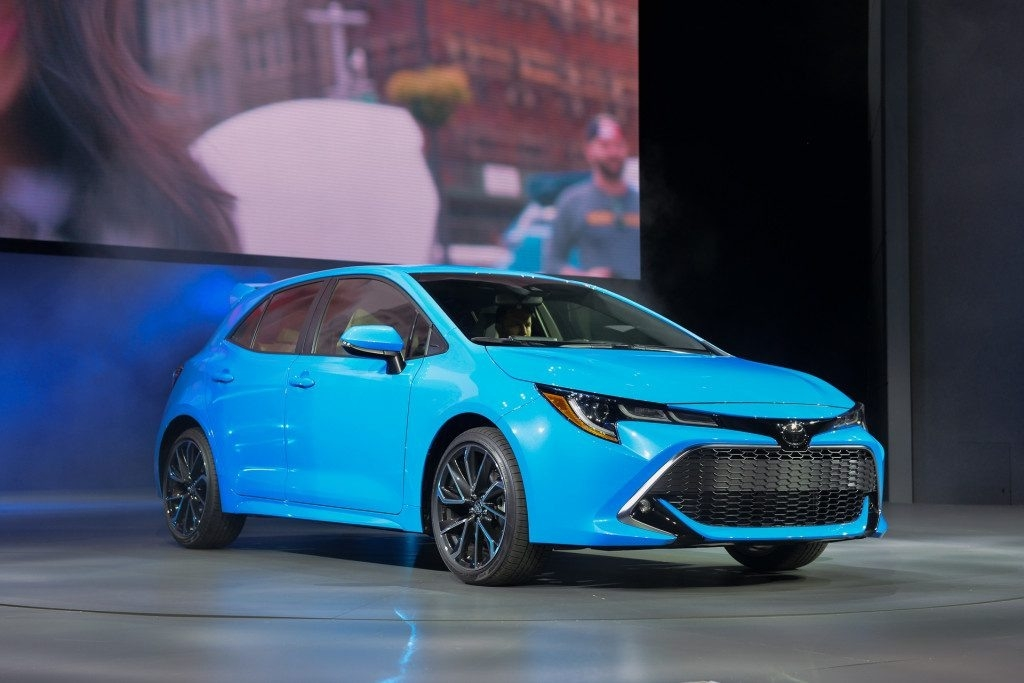 The 2019 Toyota Corolla ial Edition Overview