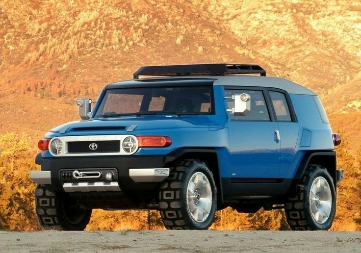 2019 Toyota Fj CRuiser Continues Tradition Release Date