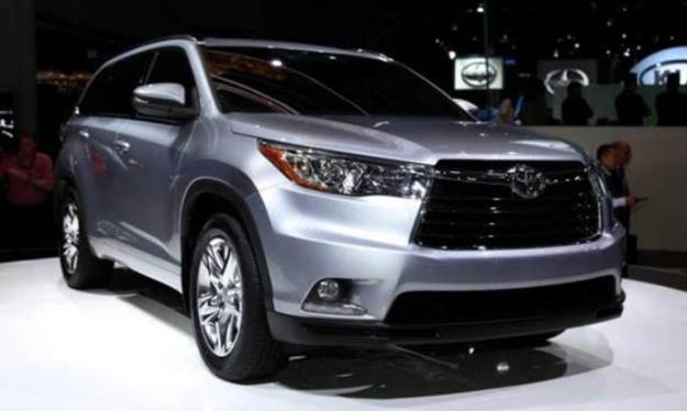 New 2019 Toyota Highlander Hybrid Overview