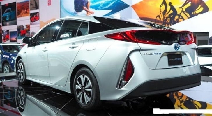 The 2019 Toyota PriusPictures Release Date
