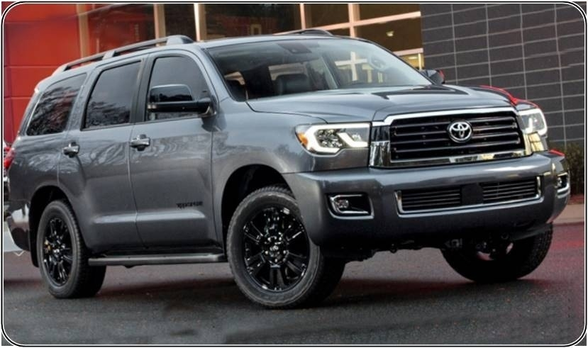 New 2019 Toyota Sequoia Picture