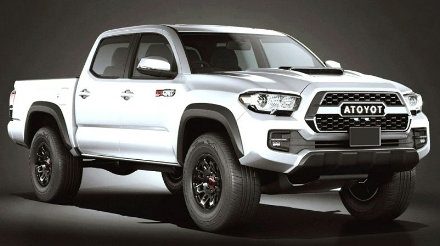 The 2019 Toyota Tacoma New Release
