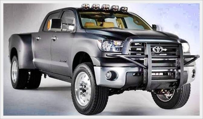 Best 2019 Toyota Tundra Dualie Specs and Review