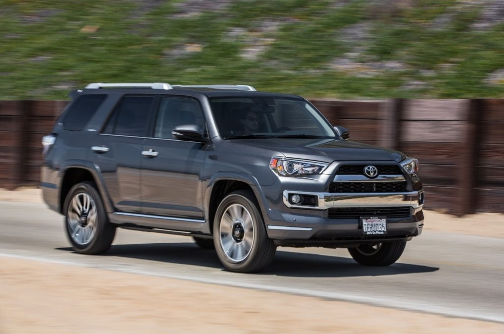 Best 2019 Toyota V8 4Runner Redesign and Price