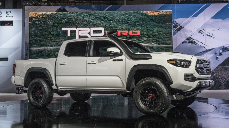 2019 Tundra Trd Pro Changes Overview