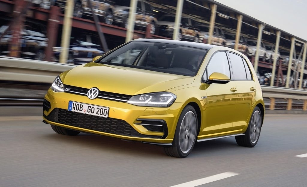 The 2019 Volkswagen Golf R USA First Drive