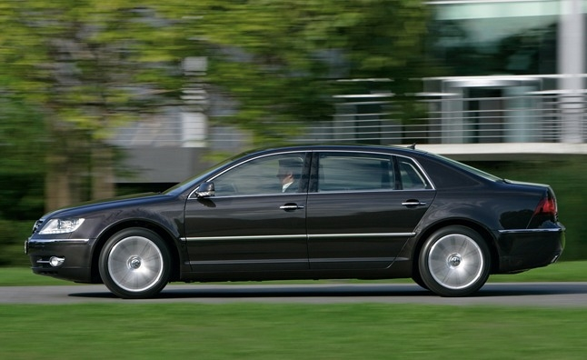 New 2019 Volkswagen Phaeton Review and Specs