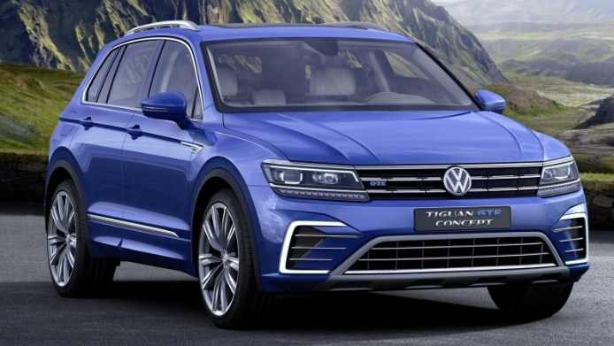 New 2019 Volkswagen Tiguan New Review