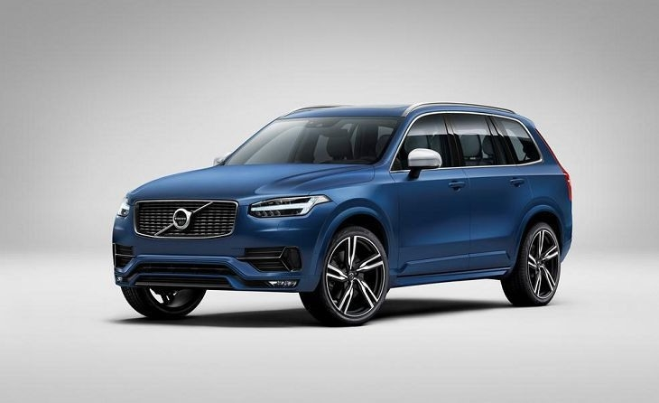 The 2019 Volvo Xc90 Hybrid Release Date