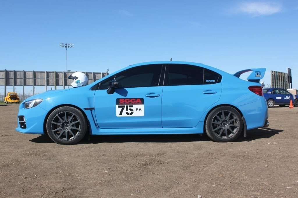 New 2019 Wrx Sti Hyperblue Spy Shoot