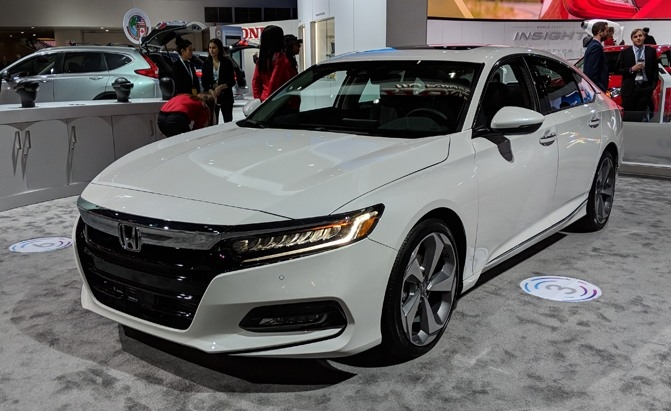 The Accord 2019 Redesign