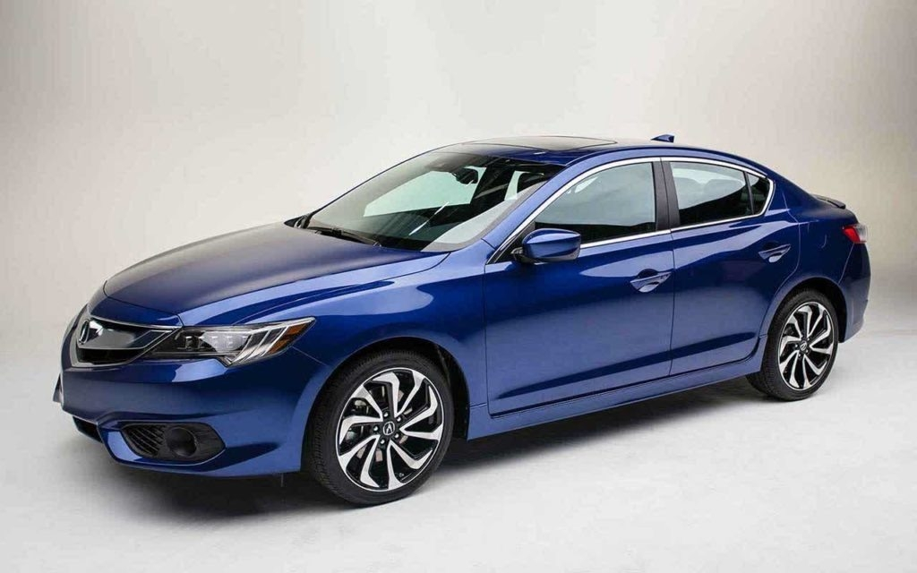 The Acura Ilx 2019 First Drive