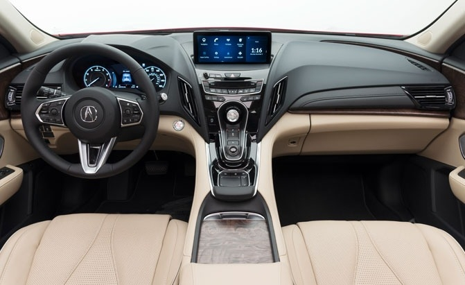 Best Acura Rdx 2019 Picture