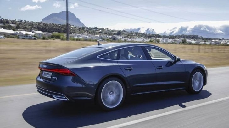 New All 2018 Audi A7 New Release